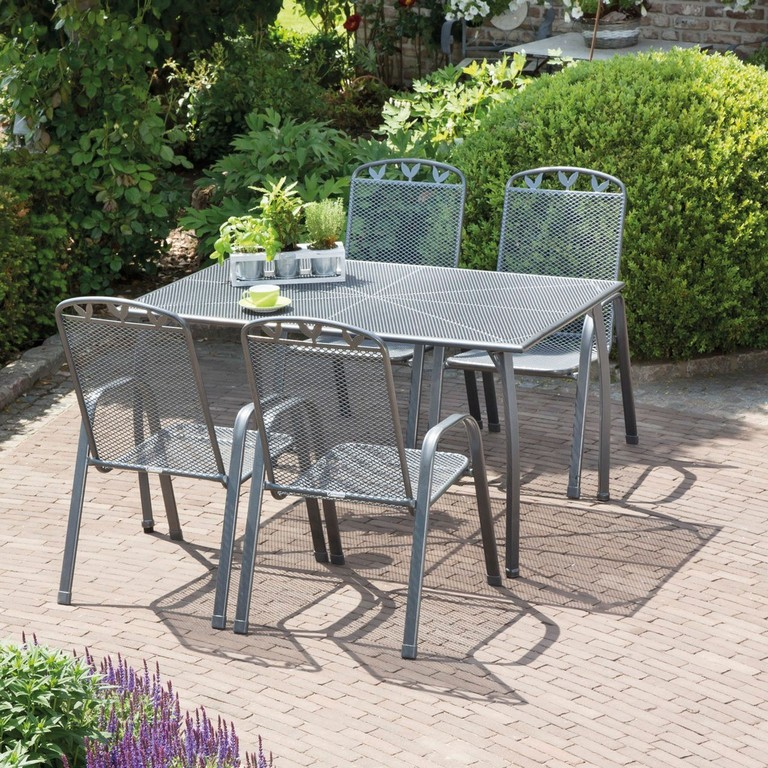 Gartenmbel Sets Nizza In Gartenmbel Metall within sizing 1280 X 1280