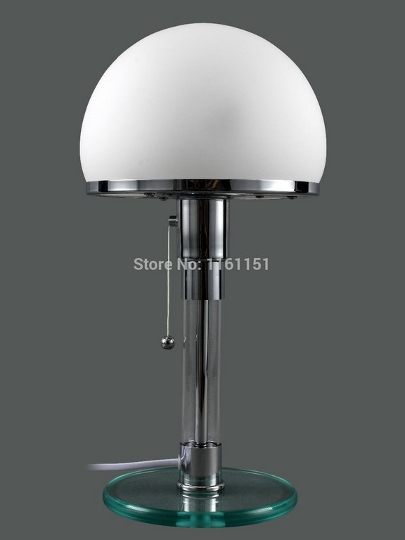 Replica Wilhelm Wagenfeld Table Lamp The Bauhaus Lamp Lights with regard to proportions 1000 X 1333