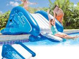 Intex Wasserrutsche Fr Pool Mit Rutsche Kinder Planschbecken pertaining to measurements 1500 X 1500