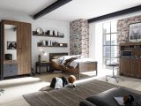 Schlafzimmer Jugendzimmer Industrial Style Bett 90 X 200 Stirling within measurements 3508 X 2223
