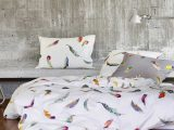 Schlossberg Bettwsche Garnitur Birds Gallery Bettenrid for size 1400 X 1400