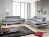 Sofa Garnitur Carrier Polstermbel Mit Relaxfunktion In Grau with regard to size 1500 X 844