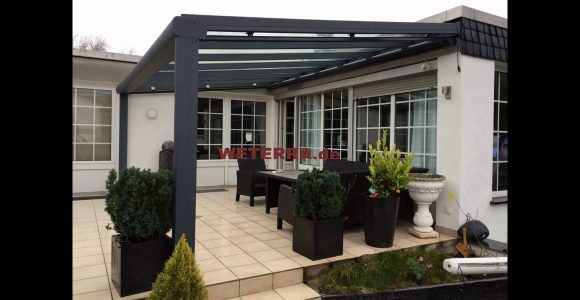 Terrassenberdachung Mit Vsg Glas In Baden Wrttemberg Bei intended for size 1920 X 1080