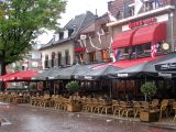 Tilburg Piusplein Terrassen Raining In Tilburg So The Ter Flickr inside sizing 1024 X 784