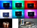 Tv Rgb Led Usb 1m Fernseher Backlight Hintergrund Beleuchtung with regard to size 2500 X 2500