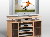 Tv Schrank Tito In Buche Alu Optik Pharao24de in dimensions 1000 X 1000